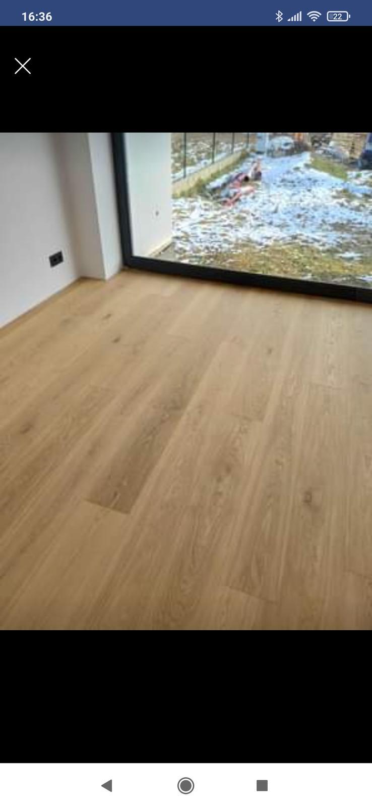 Drevená podlaha - Obrázok č. 1