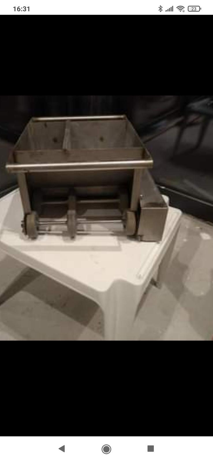 Maltovací vozík - Obrázok č. 1