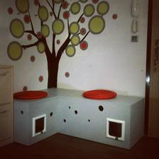 Cat little box design by Vlk