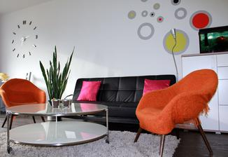 Nový kousek do obýváku - stůl Ikea