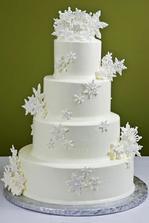 sněhový dort=)