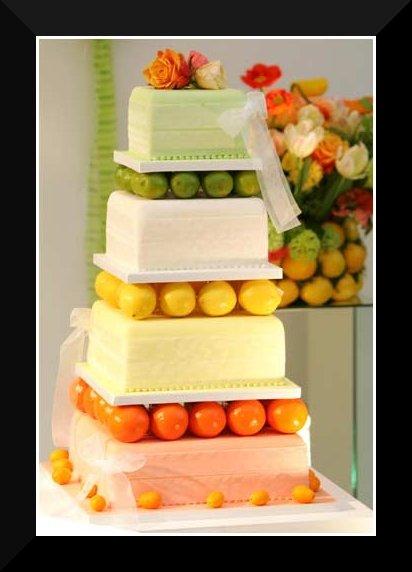 Naše zimní pohádka.... - citrusové plody
