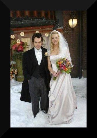 Svatby z filmů :) - Přátelé - Pheobe