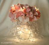 Nádherná růžová hortenzie - v kytici bude mít určitě své místo!