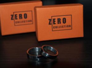 naše prstýnky...