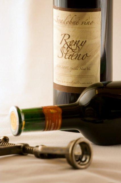 Reny{{_AND_}}Stano - svadobné víno