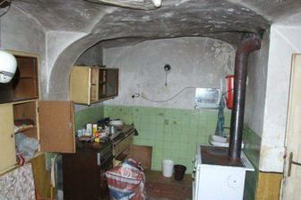Kuchyně původní 2