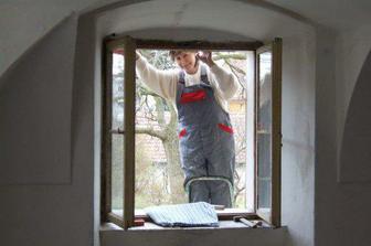 oxana v okně