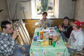 snídaně pracujících