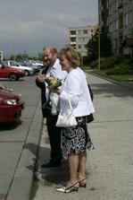 Rodiče nevěsty. :)