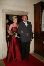 Nevěsty maminka a ženichovo táta