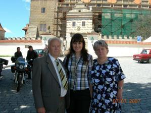 Moje babička a sestřenice