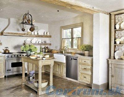 Drevo a biela v kuchyni - Obrázok č. 70