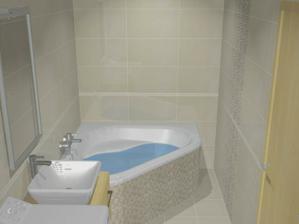 finálna podoba našej kúpeľne