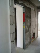 stavebne puzdro pre posuvne dvere - technicka miestnost