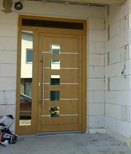 Dvere bez folie vyzeraju super