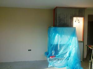 krb bude nakoniec vo farbach polar biela v kombinacii so sivou, stena je arabska mokka (primalex)