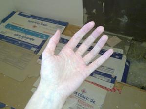 Tymito rukami som hadzala omietku...som na seba hrda :) (nechty si nelakujem uz asi rok...)