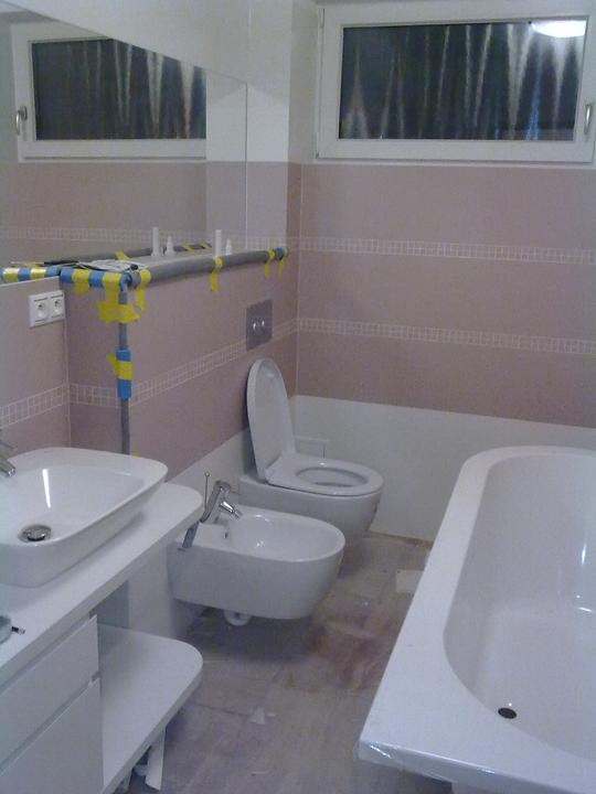 Zabyvavame sa - ...bidet, WC...vana si este na svoju chvilku slavy trochu pocka...a my s nou