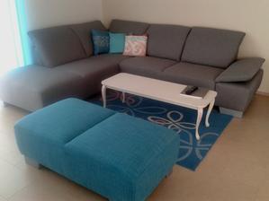 Sedacia suprava Phase, este musime zohnat novy stolik a koberec :)