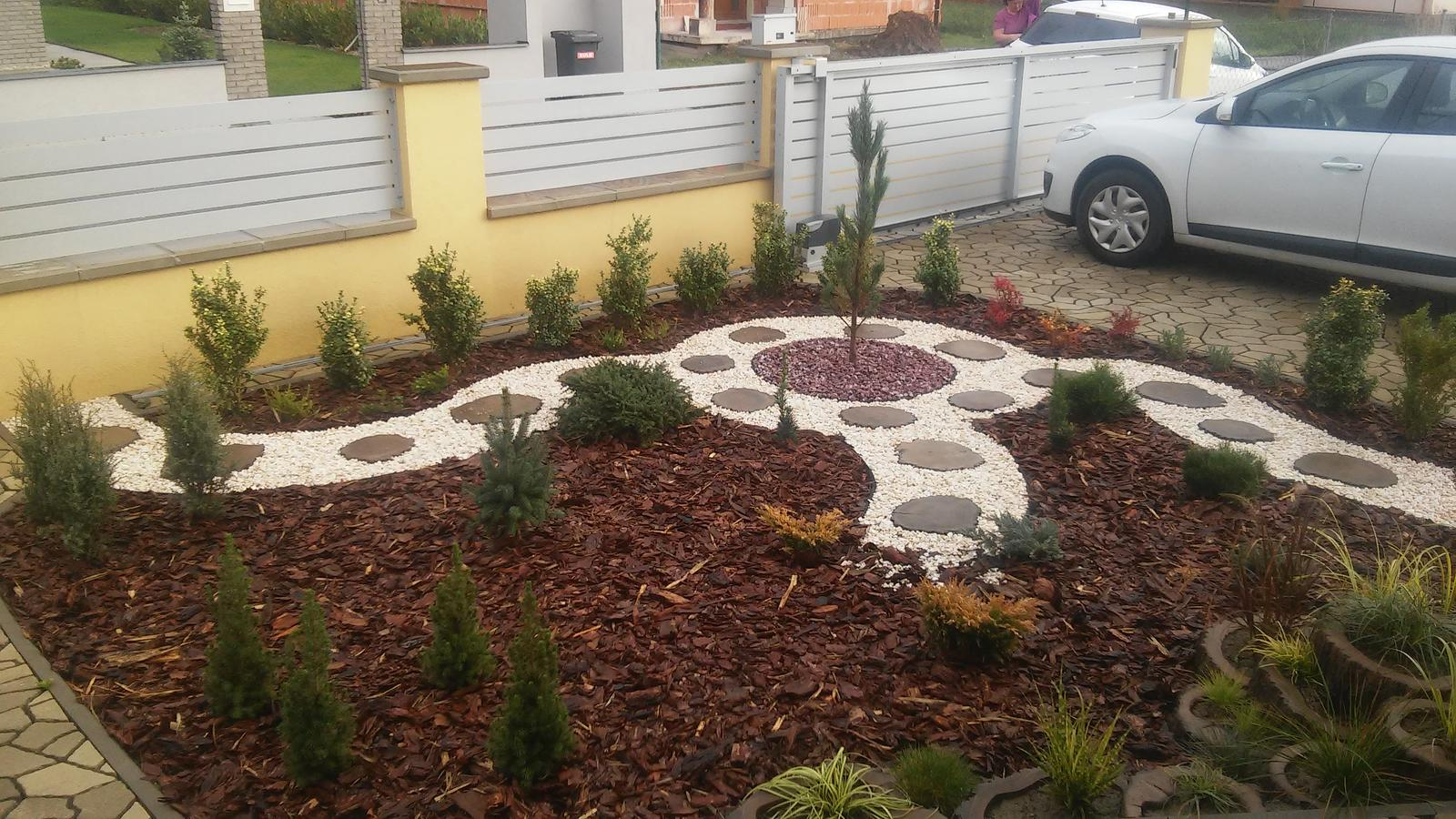 Zimna zahrada a okolie domu - Obrázok č. 9