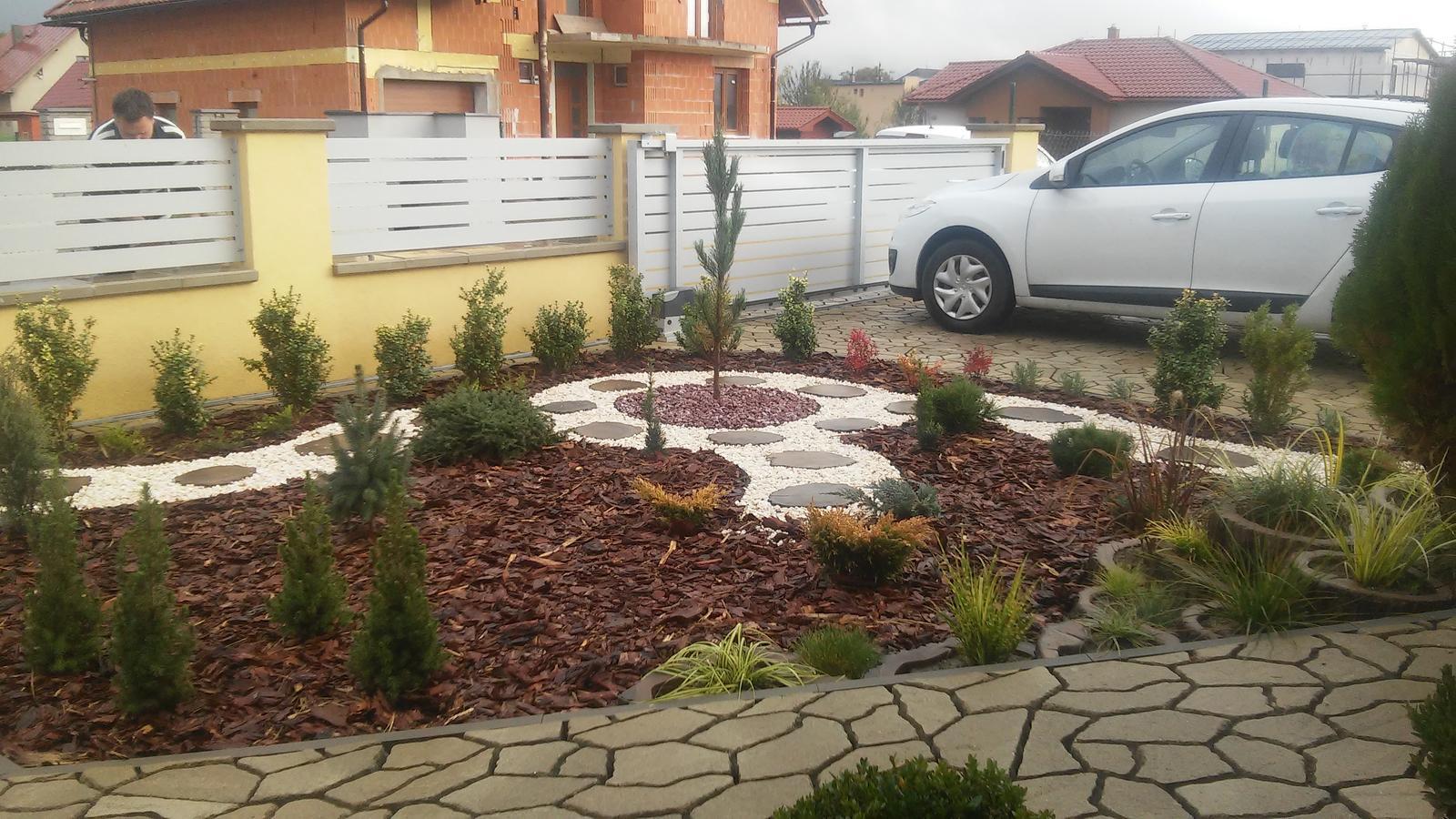 Zimna zahrada a okolie domu - Obrázok č. 10