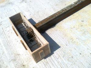 Zaistenie nosnikov strechy