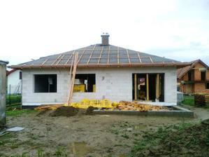 Uz len krytina a strecha bude dokonala ;-)