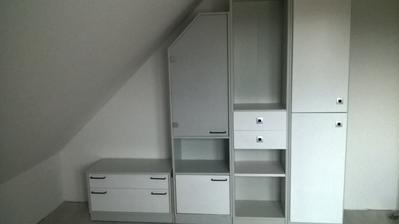 premáľovavám starý nábytok