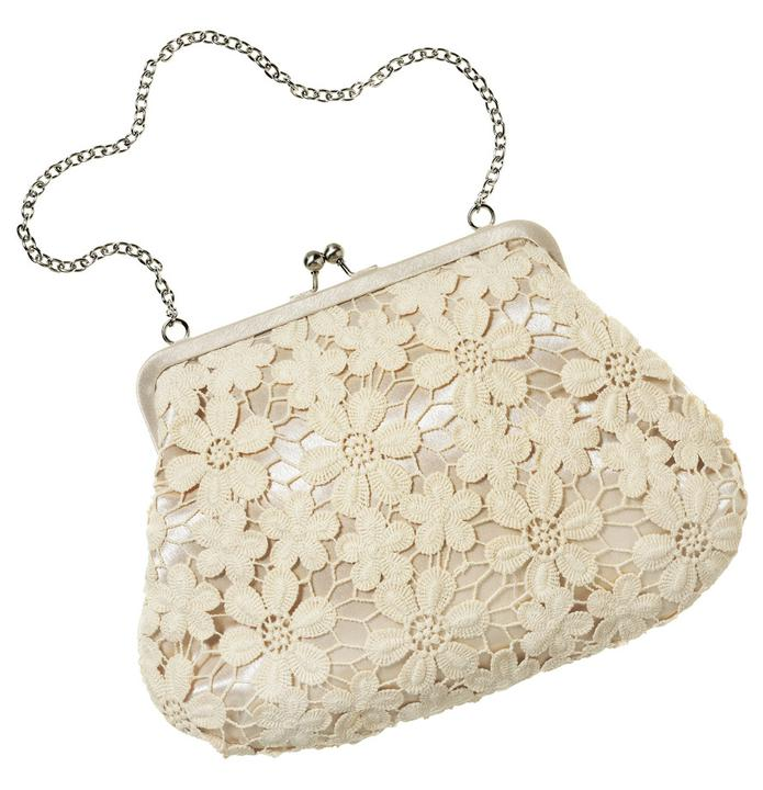 AZ inspirace I. - svatební šaty - Inspirace od sissv: tuhle kabelku momentálně miluju nejvíc:-) z KappAhl