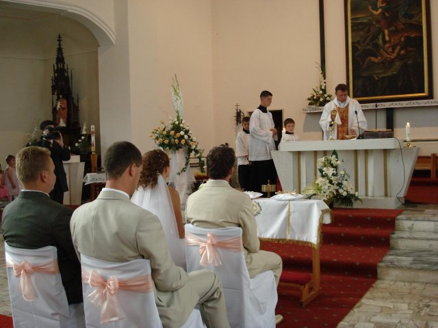 Zlatica Kurillová{{_AND_}}Peter Biroš - V kostole