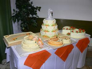 naše tortičkyyy :P mňam