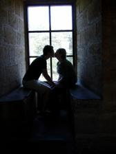 to jsme my na hradu helfenburk 21.7.2007