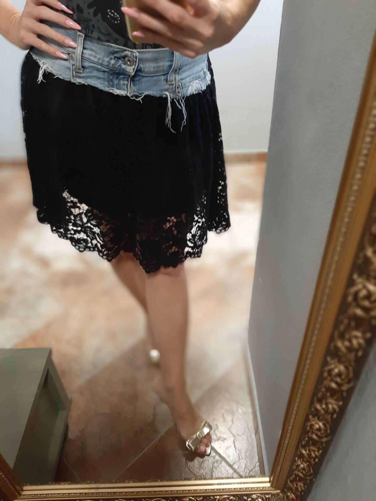 Krajkovana sukňa  - Obrázok č. 1