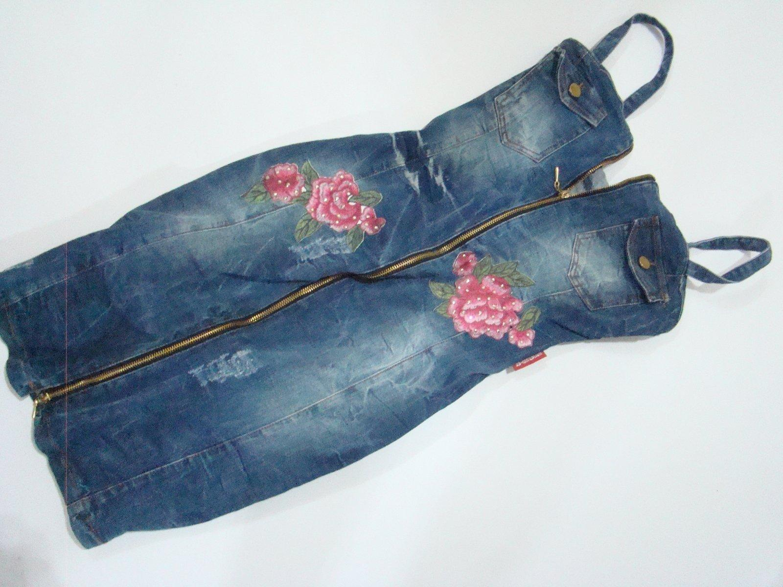 Šaty s vyšívkou - Obrázok č. 1