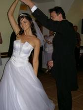 1.tanec/1st dance as a married couple