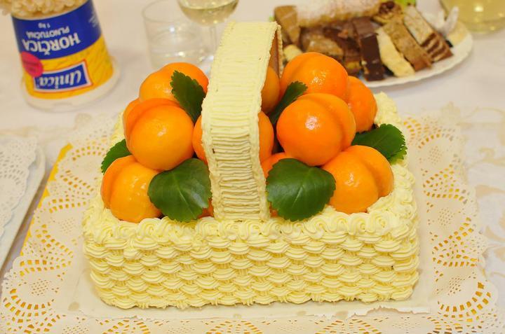 Svadobná torta a zákusky - Obrázok č. 3
