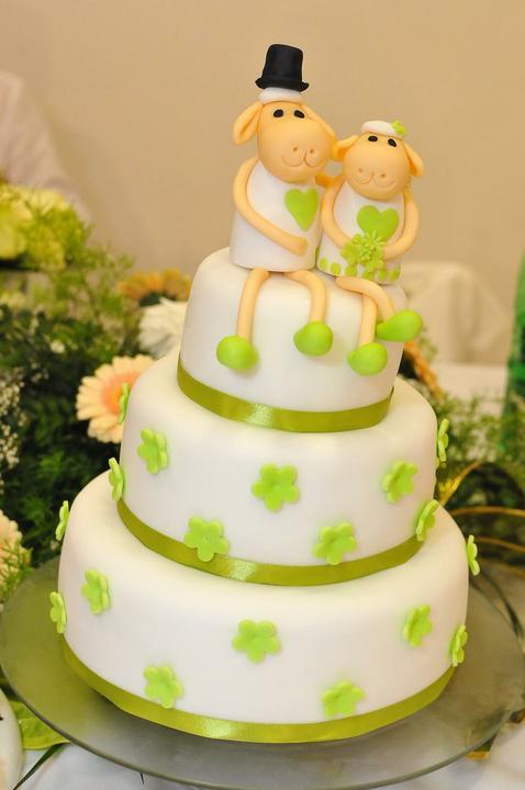 Svadobná torta a zákusky - Obrázok č. 5