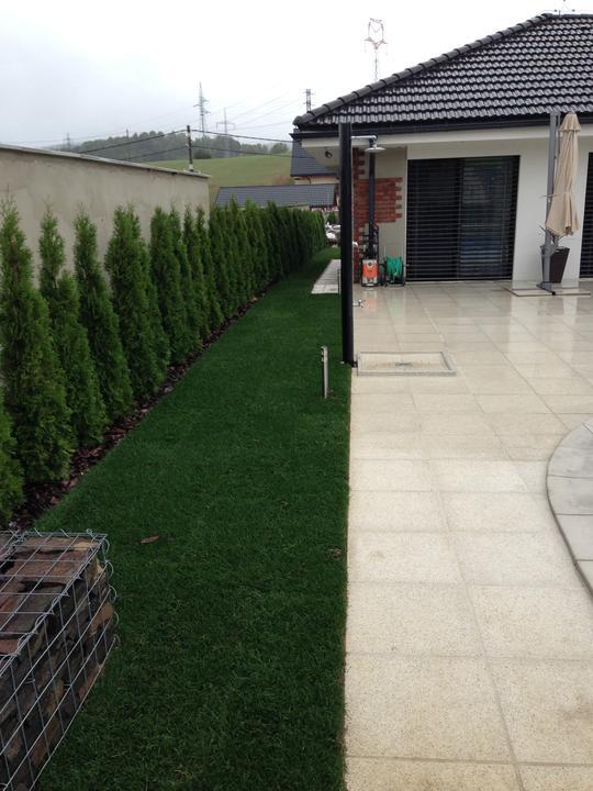 Konečne záhrada hotová - Obrázok č. 3