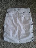 Bílá sukně Terranova / Terranova n.o.v.á., 34