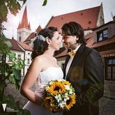 Svatební hřebínek