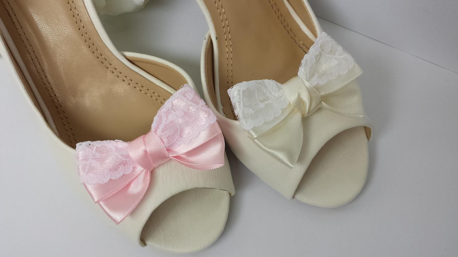 Klipy na boty barva a tvar dle přání - Obrázek č. 4