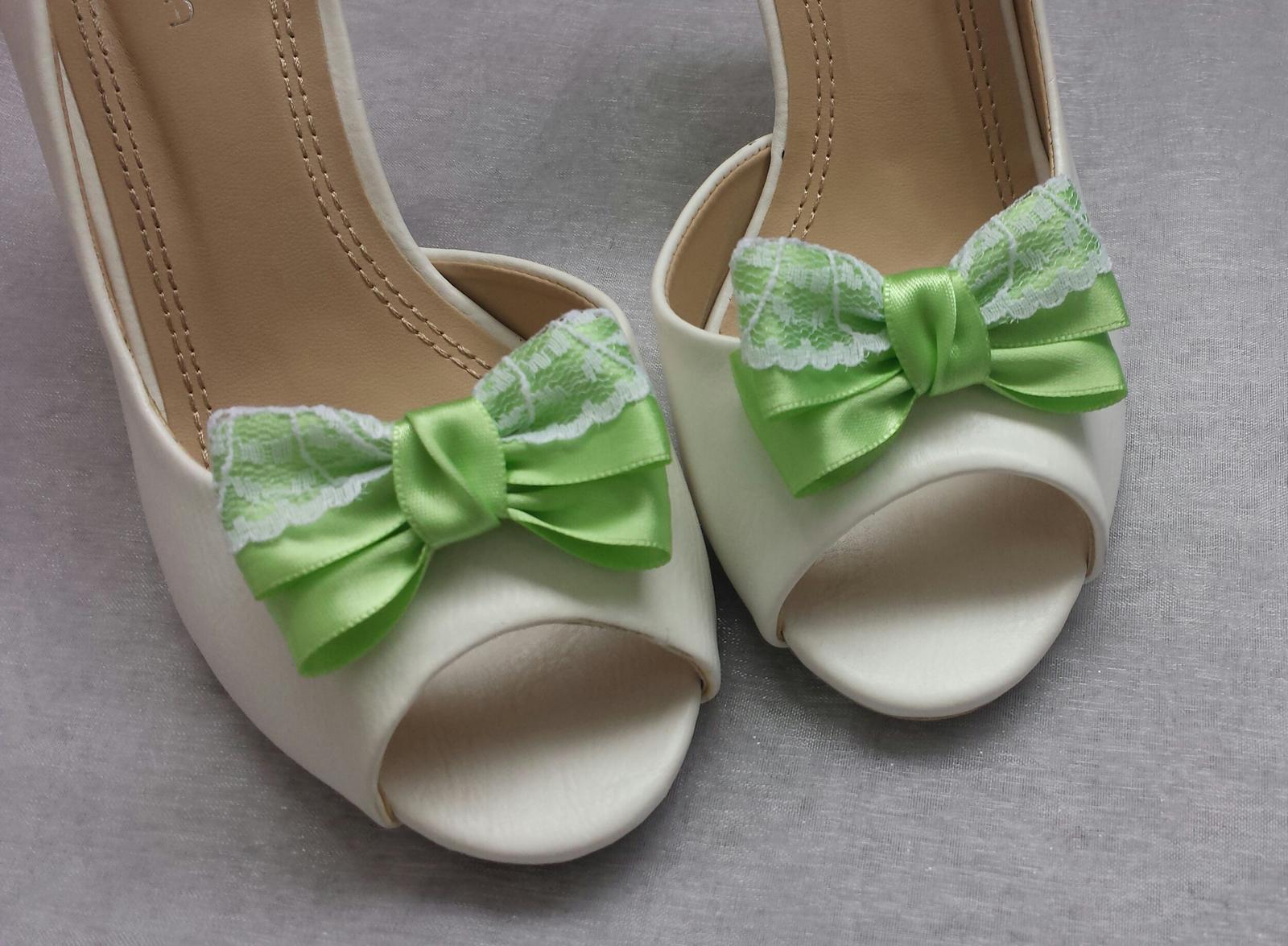 Klipy na boty barva a tvar dle přání - Obrázek č. 85
