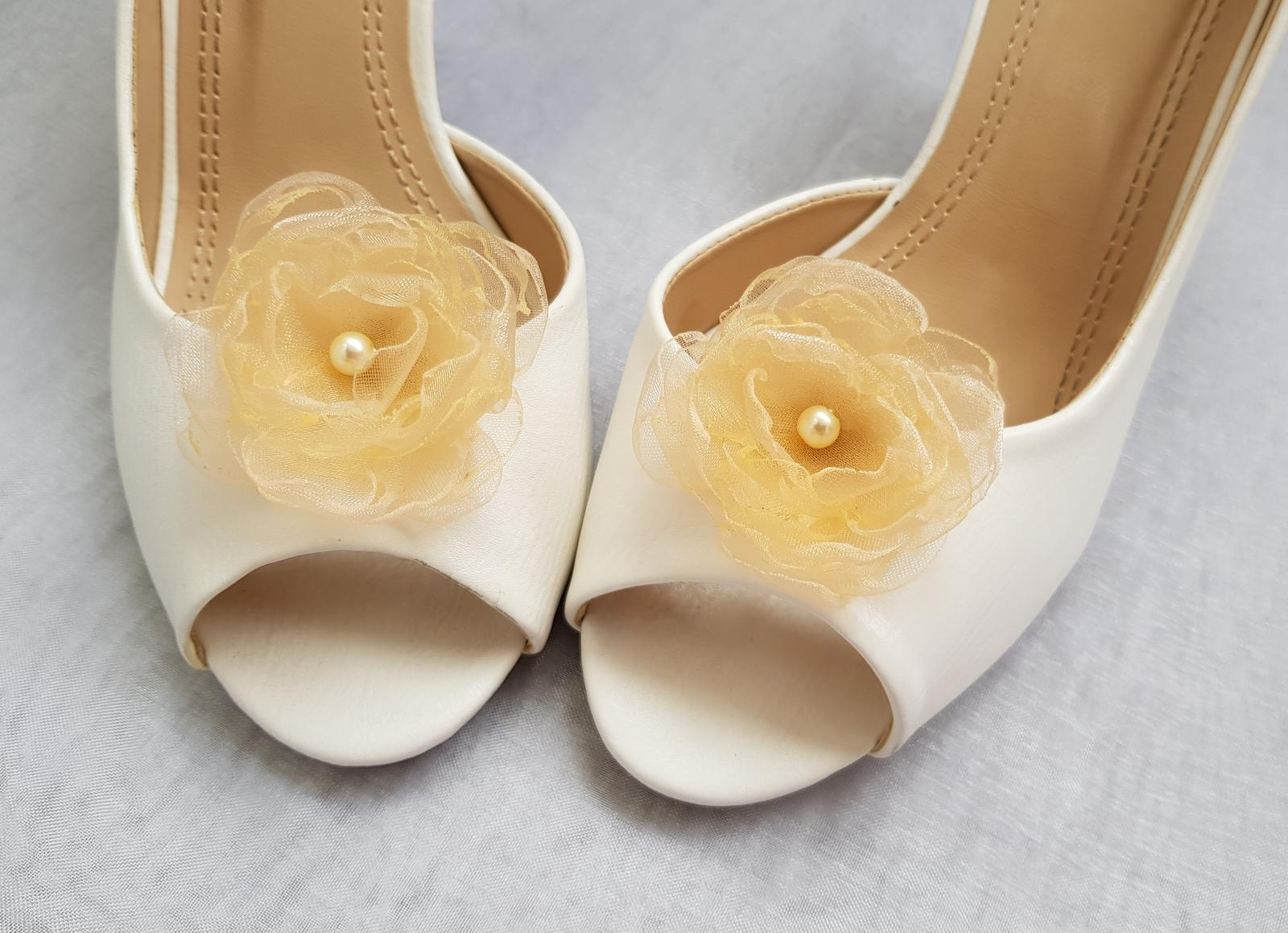 Klipy na boty barva a tvar dle přání - Obrázek č. 91