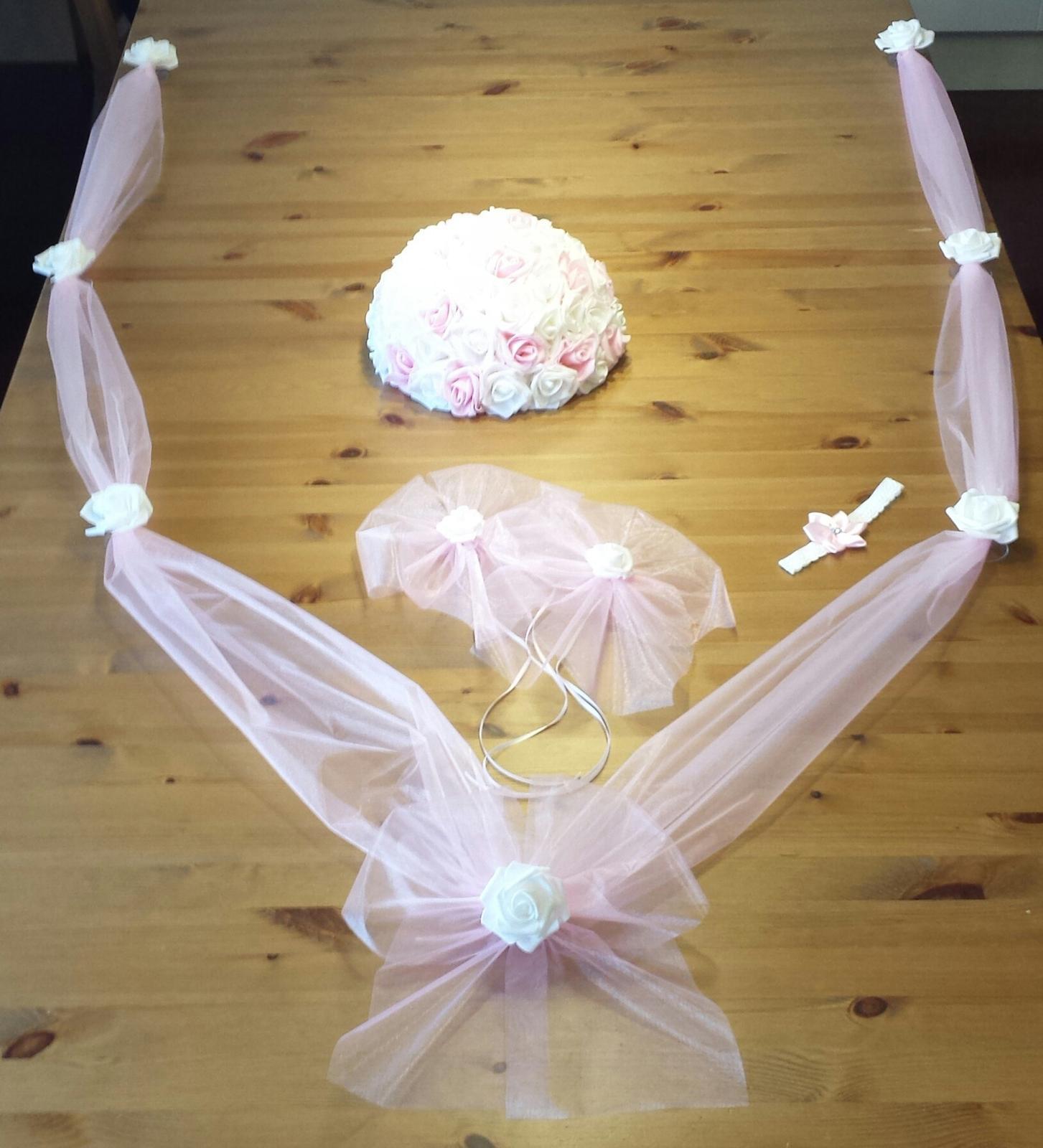 Svatební dekorace na auta - Obrázek č. 505