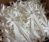 Ivory svatební vývazky,