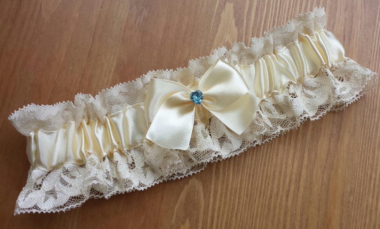 Klipy na boty pro nevěstu s mašličkou - Obrázek č. 2
