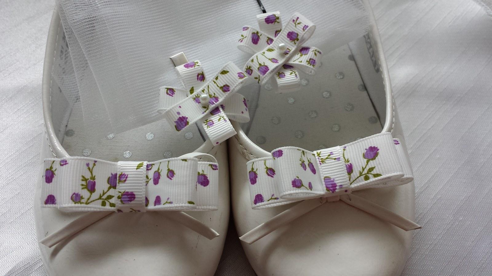 Klipy na boty + sponečky pro družičku - Obrázek č. 1