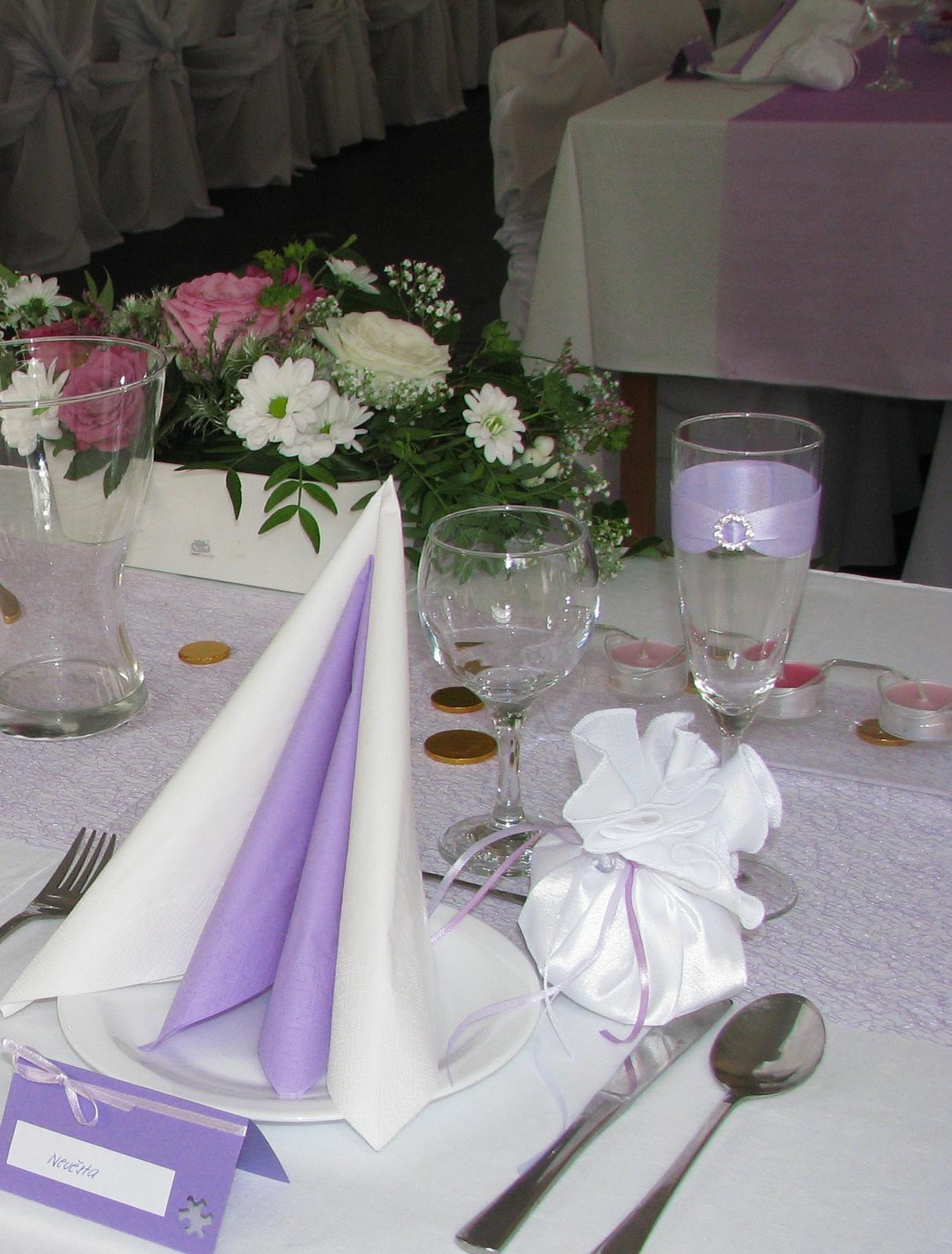 Svatební skleničky - Obrázek č. 1
