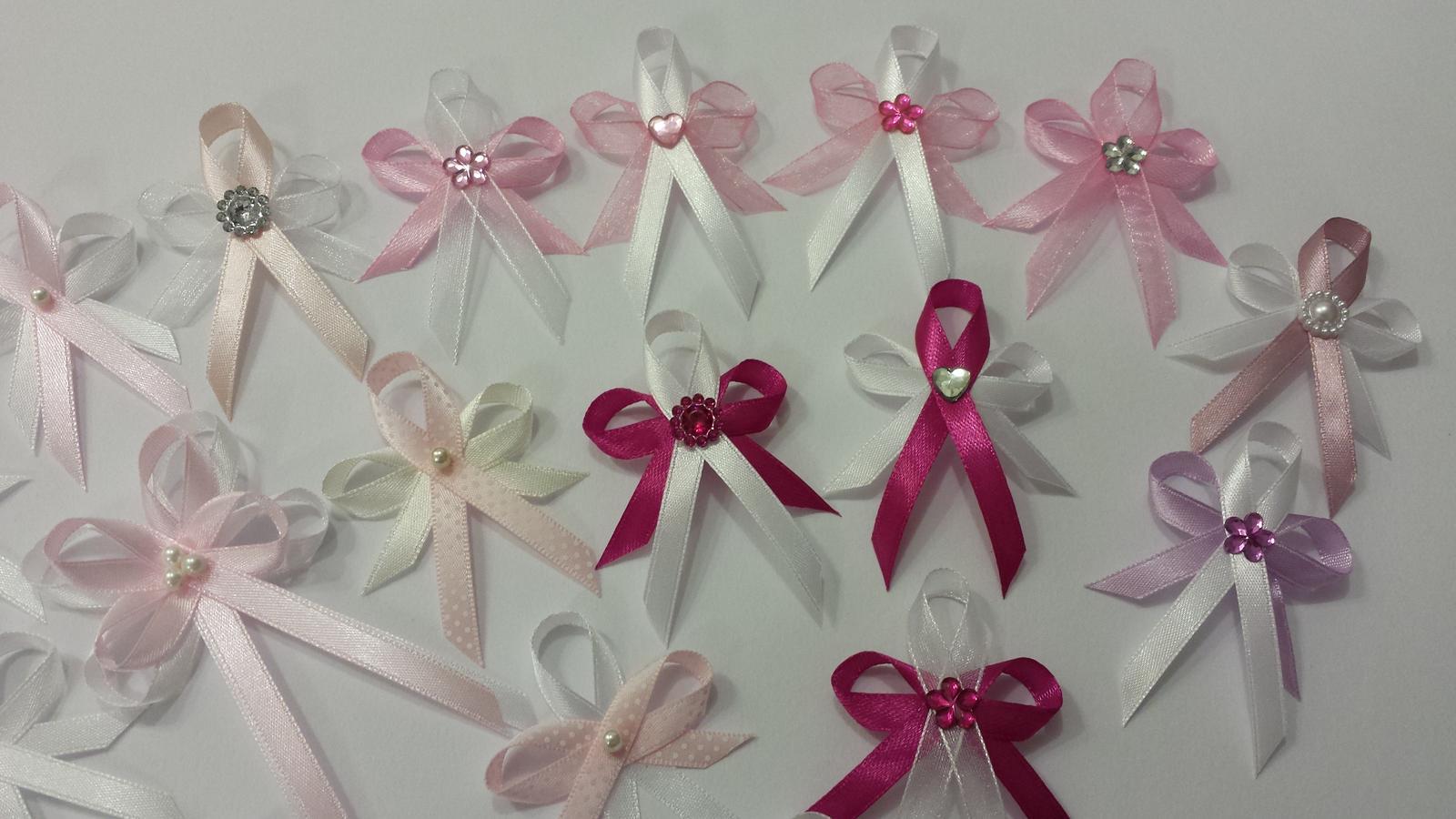 Růžové variace - vývazky - Obrázek č. 1